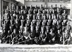 1958, Fort Ord, HHC, 11th Battle<br />Group, 3rd Brigade